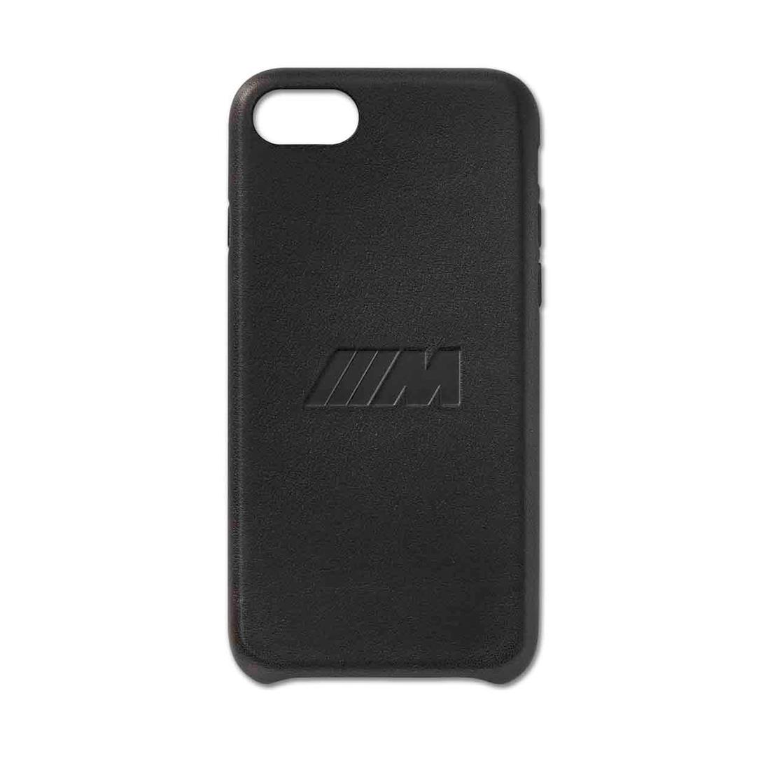 uk availability eed3c ef401 ShopBMWUSA.com: BMW M IPHONE X LEATHER CASE