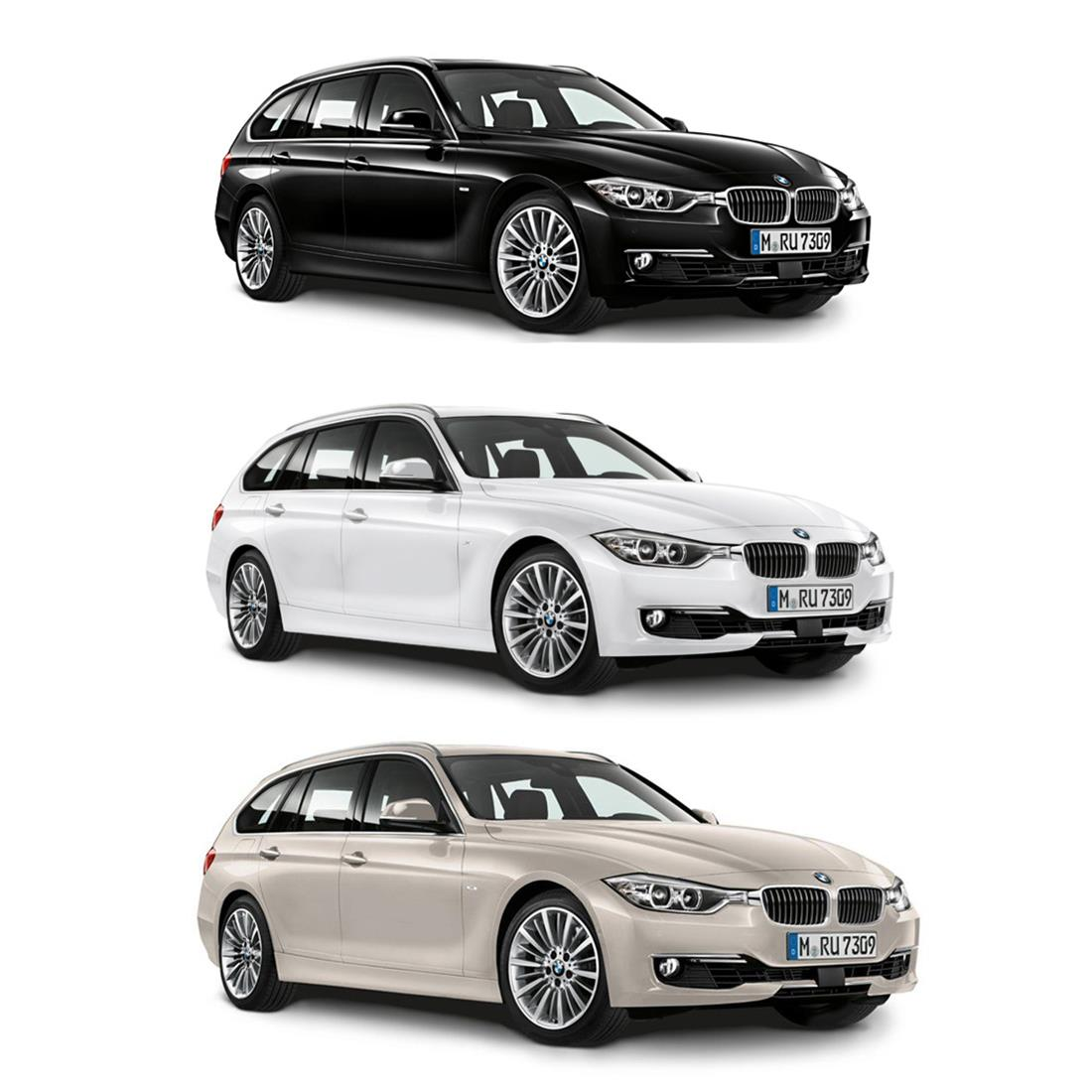 Bmw 3 Series Touring F31 Model Car