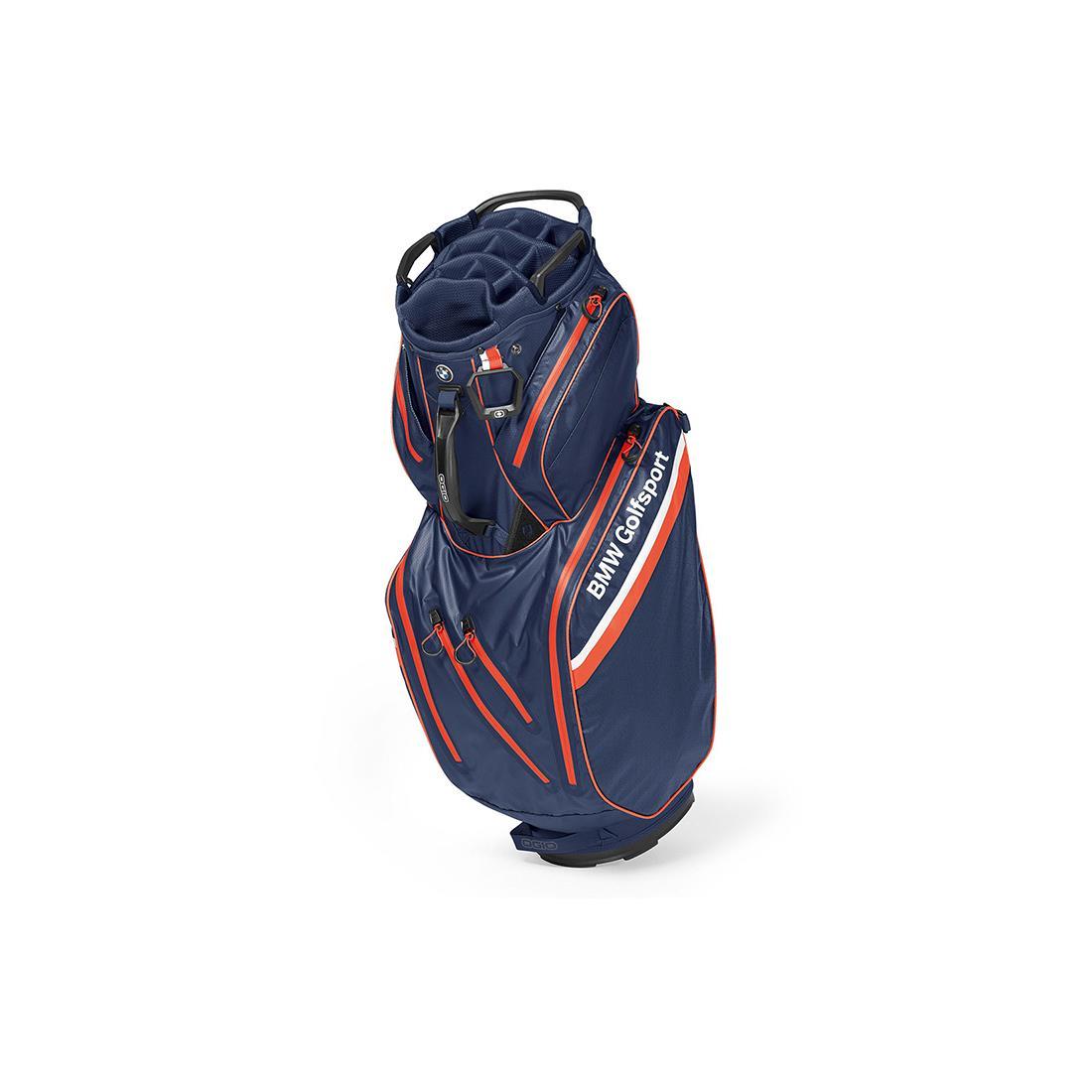Bmw golf cart the best cart for Mercedes benz golf bag