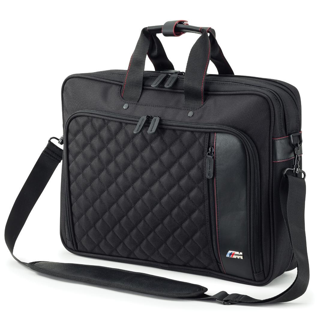 bmw m laptop bag. Black Bedroom Furniture Sets. Home Design Ideas