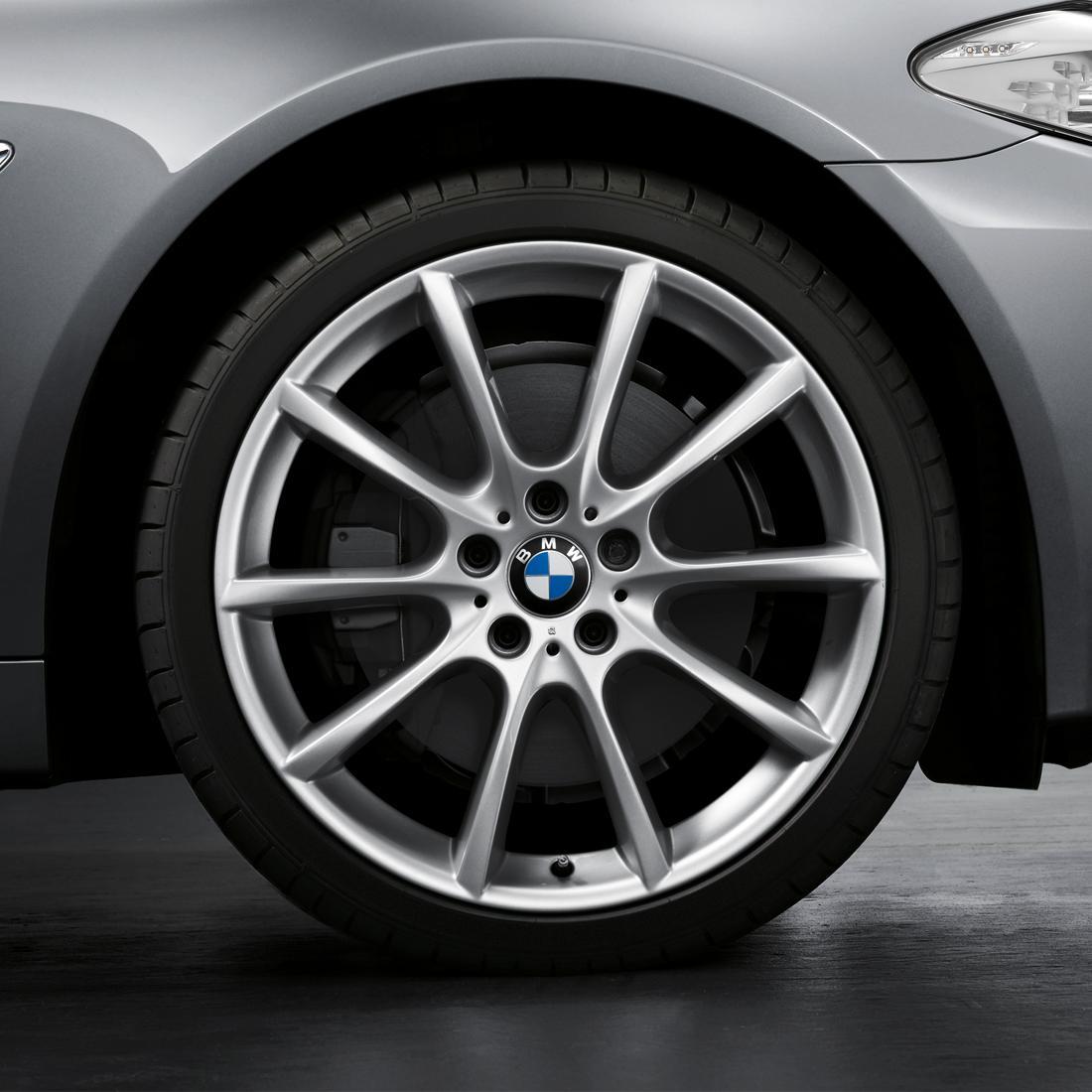 shopbmwusacom bmw cold weather  spoke    wheel  tire assembly