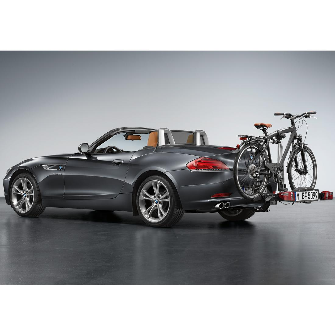 Bmw Z4 Back: Rear-mounted Bicycle Carrier
