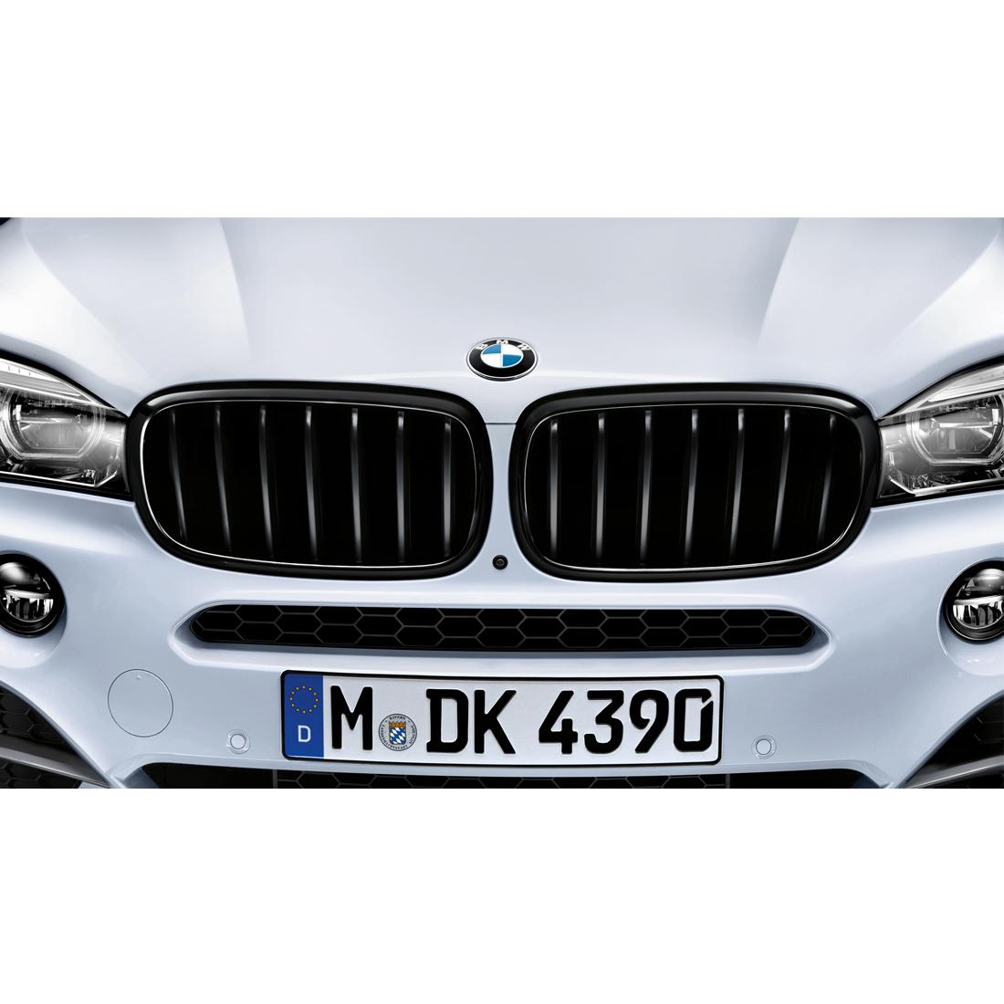 Bmw Years: ShopBMWUSA.com: BMW M PERFORMANCE BLACK KIDNEY GRILLES FOR X5