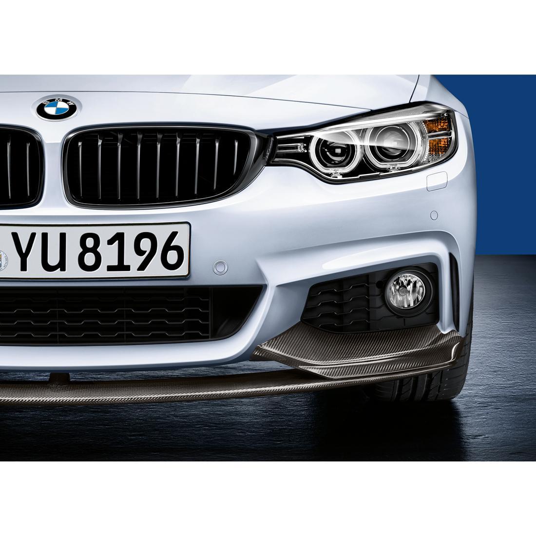 ShopBMWUSA com: BMW M PERFORMANCE CARBON FIBER FRONT SPLITTER
