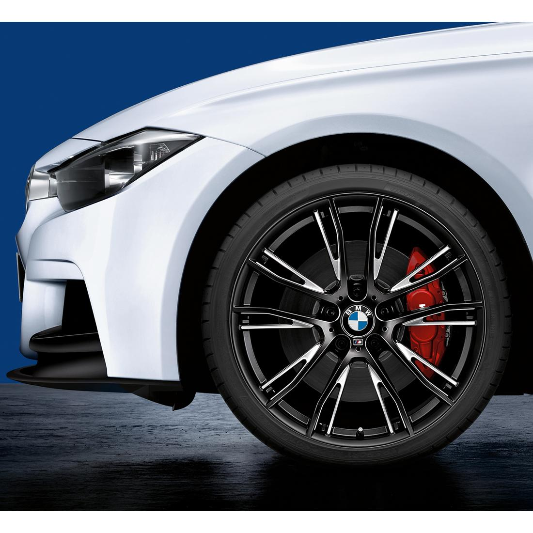 "ShopBMWUSA.com: BMW M PERFORMANCE 19"" STYLE 624M COMPLETE"