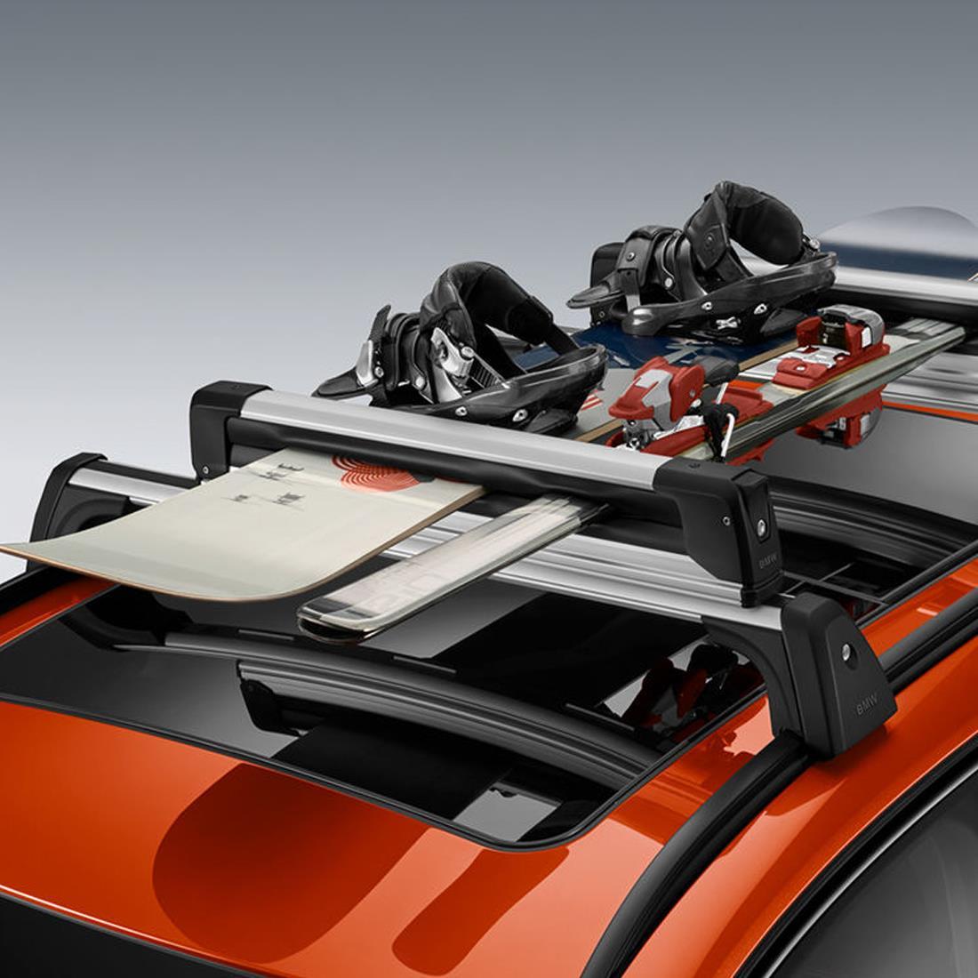 Bmw Ski >> ShopBMWUSA.com: BMW SKI & SNOWBOARD HOLDER