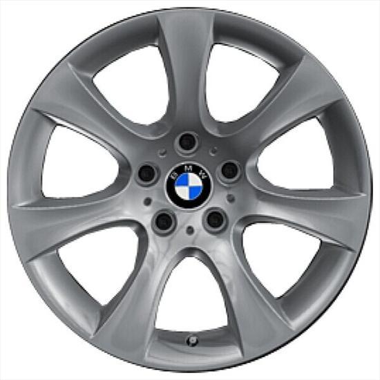 BMW Star Spoke 124 Individual Rims