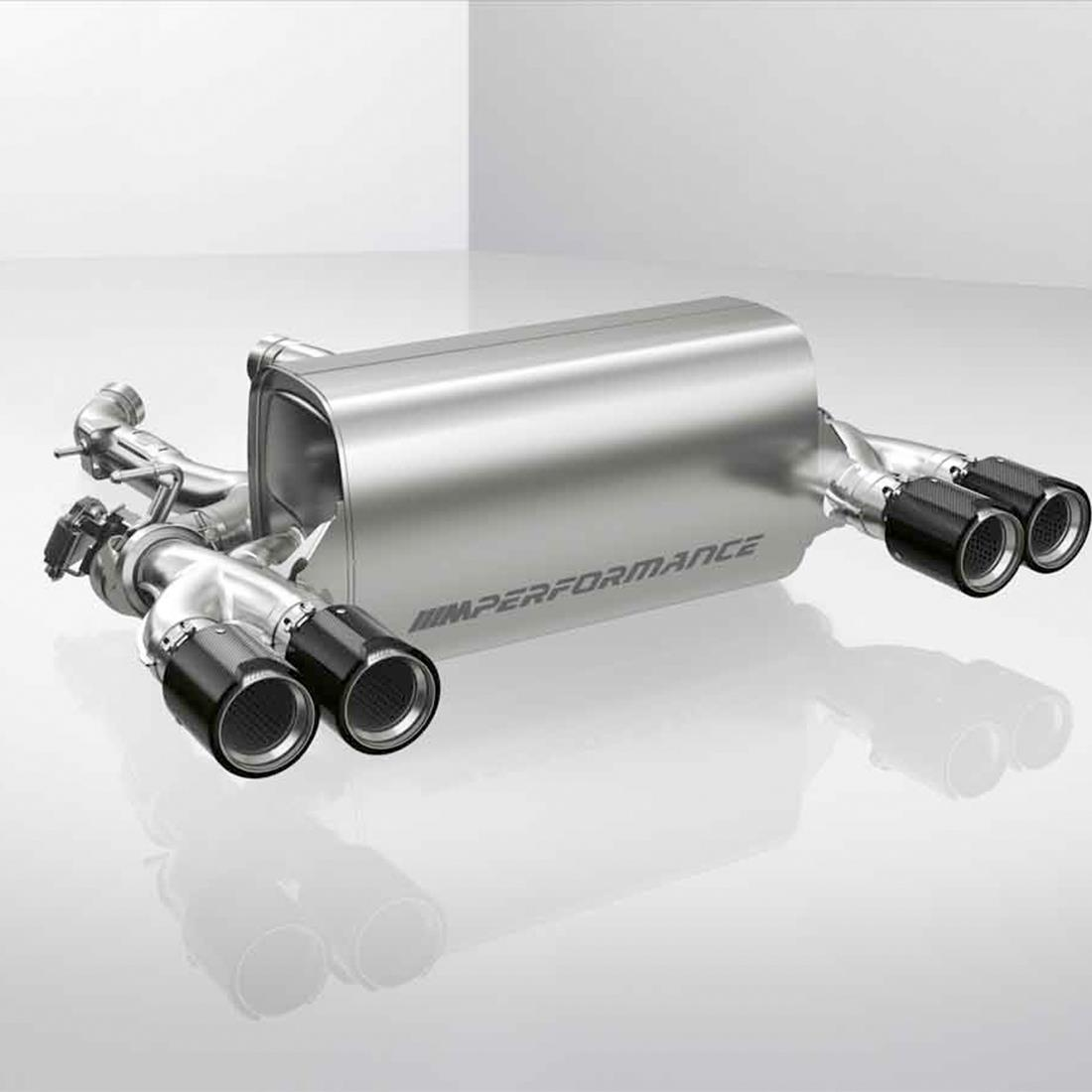 BMW M Performance Exhaust System