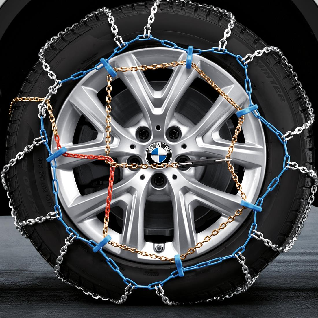 BMW Snow Chain System - 195/55R17