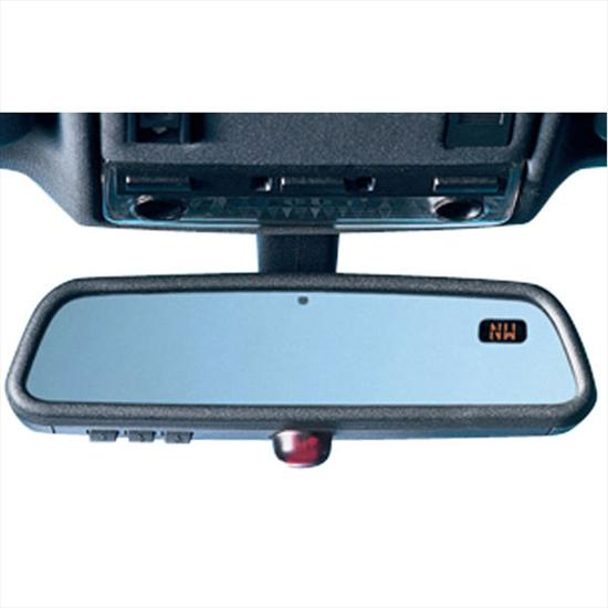 BMW Rearview Mirror with Compass and Universal Transceiver