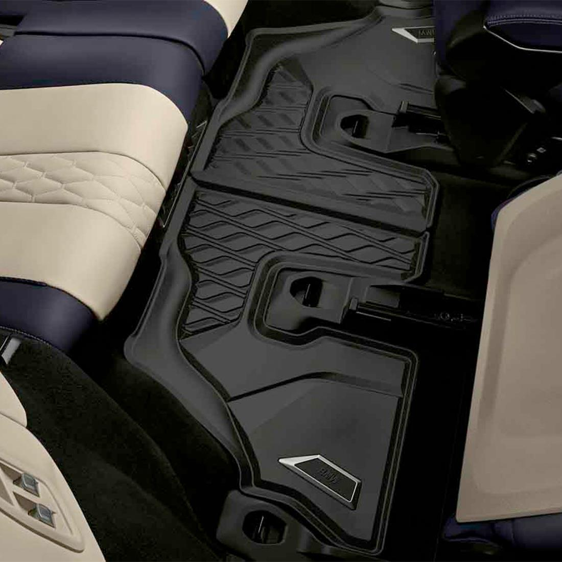 BMW Rubber Floor Mats
