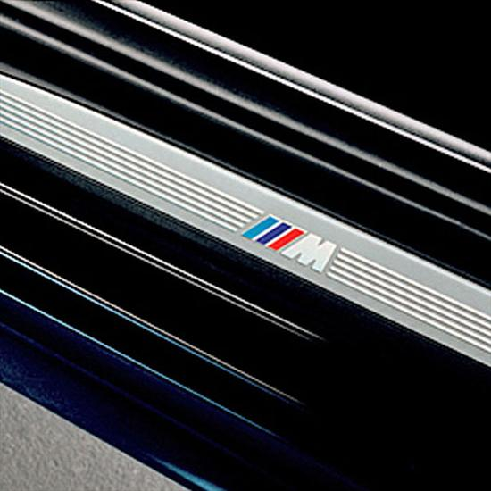 BMW M Door Sills