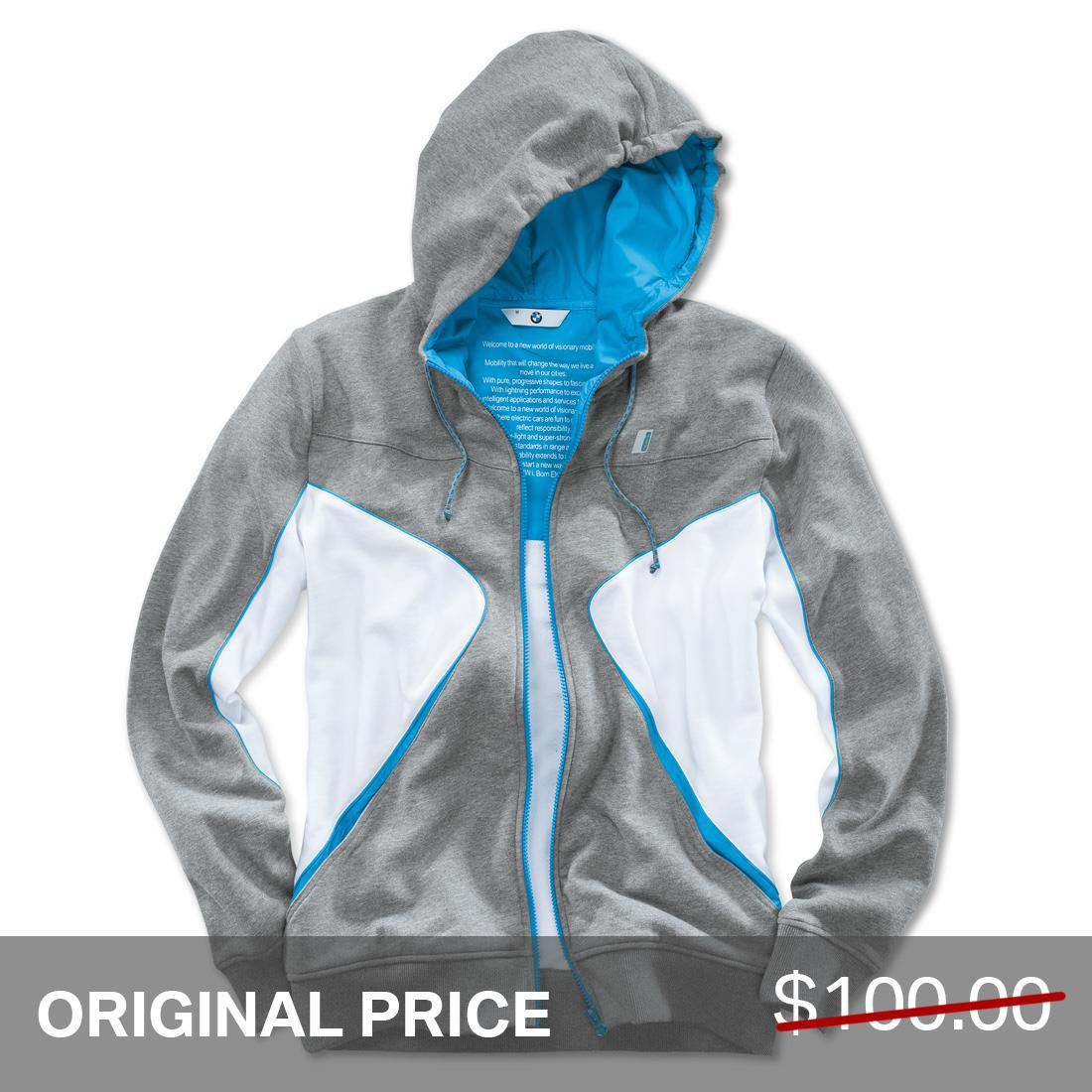 BMW i Hooded Jacket
