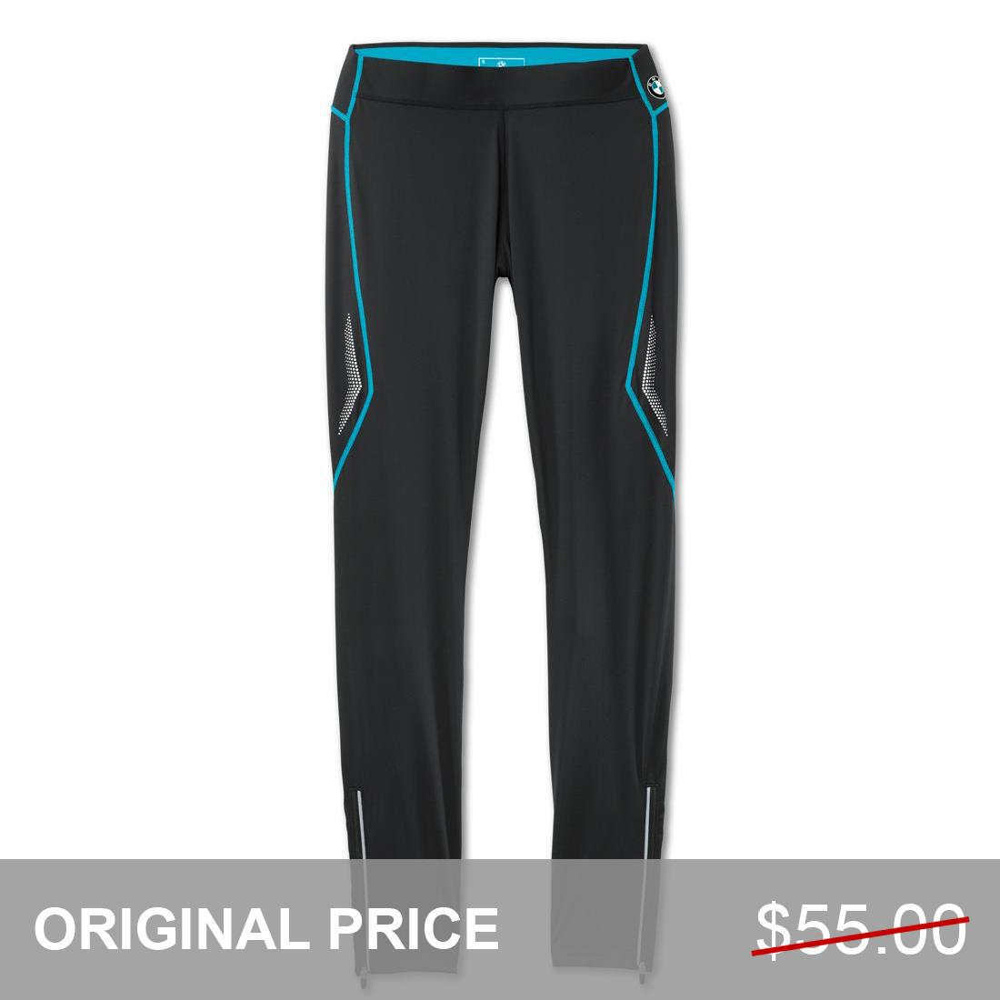 BMW Athletics Ladies' Long Sport Tights