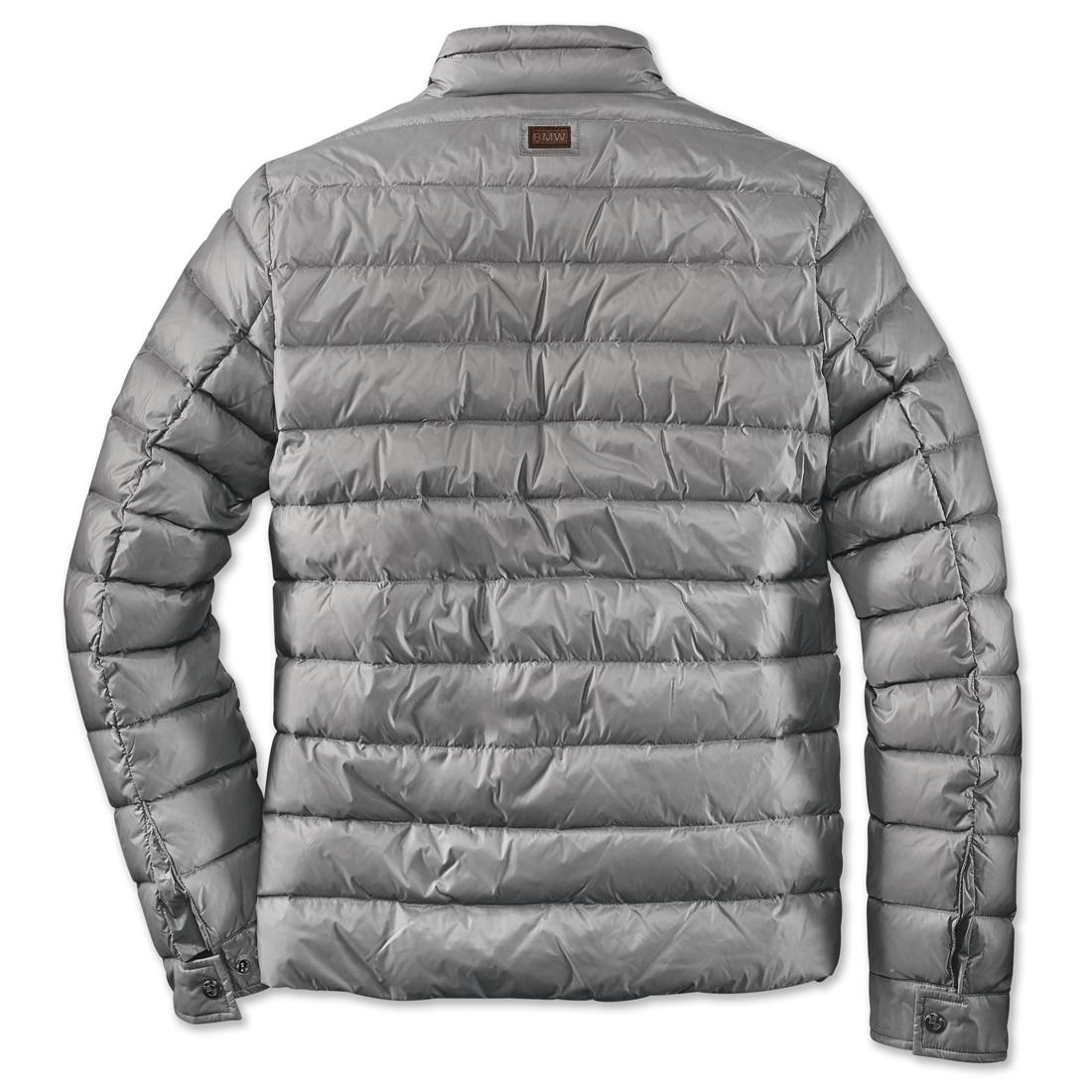 BMW Lightweight Down Jacket Men's Grey