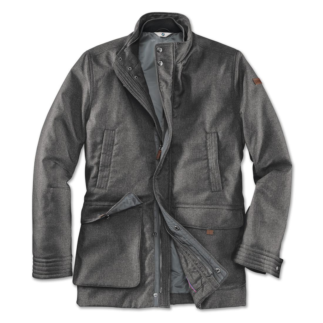 BMW Jacket Men's Grey