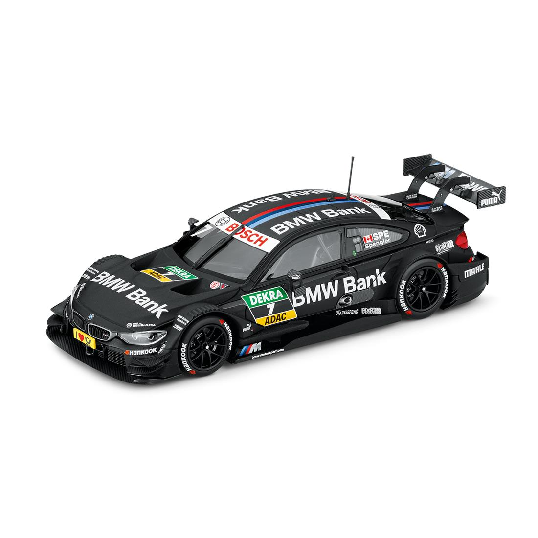 BMW M4 DTM 2015 B. Spengler Miniature