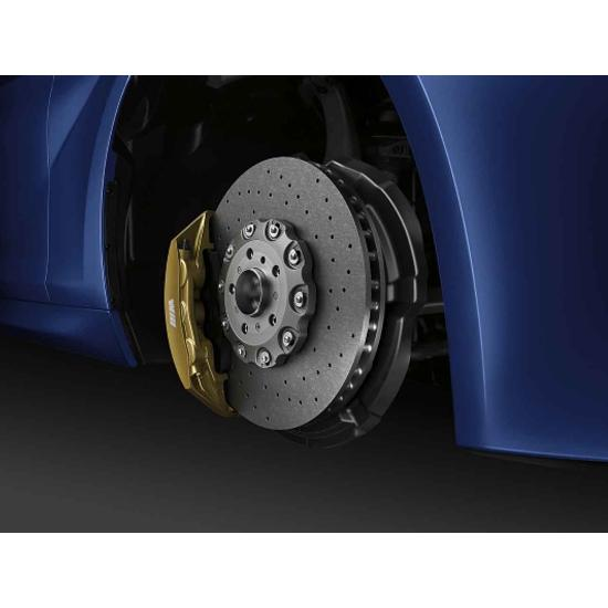 BMW M Performance Carbon Ceramic Brake System