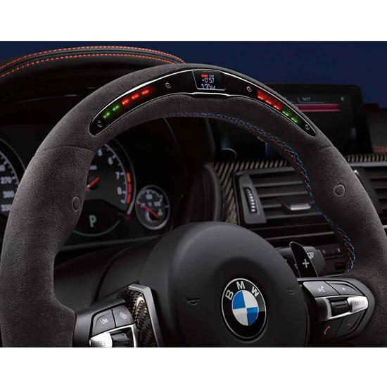 BMW M Performance Electronic Steering Wheel