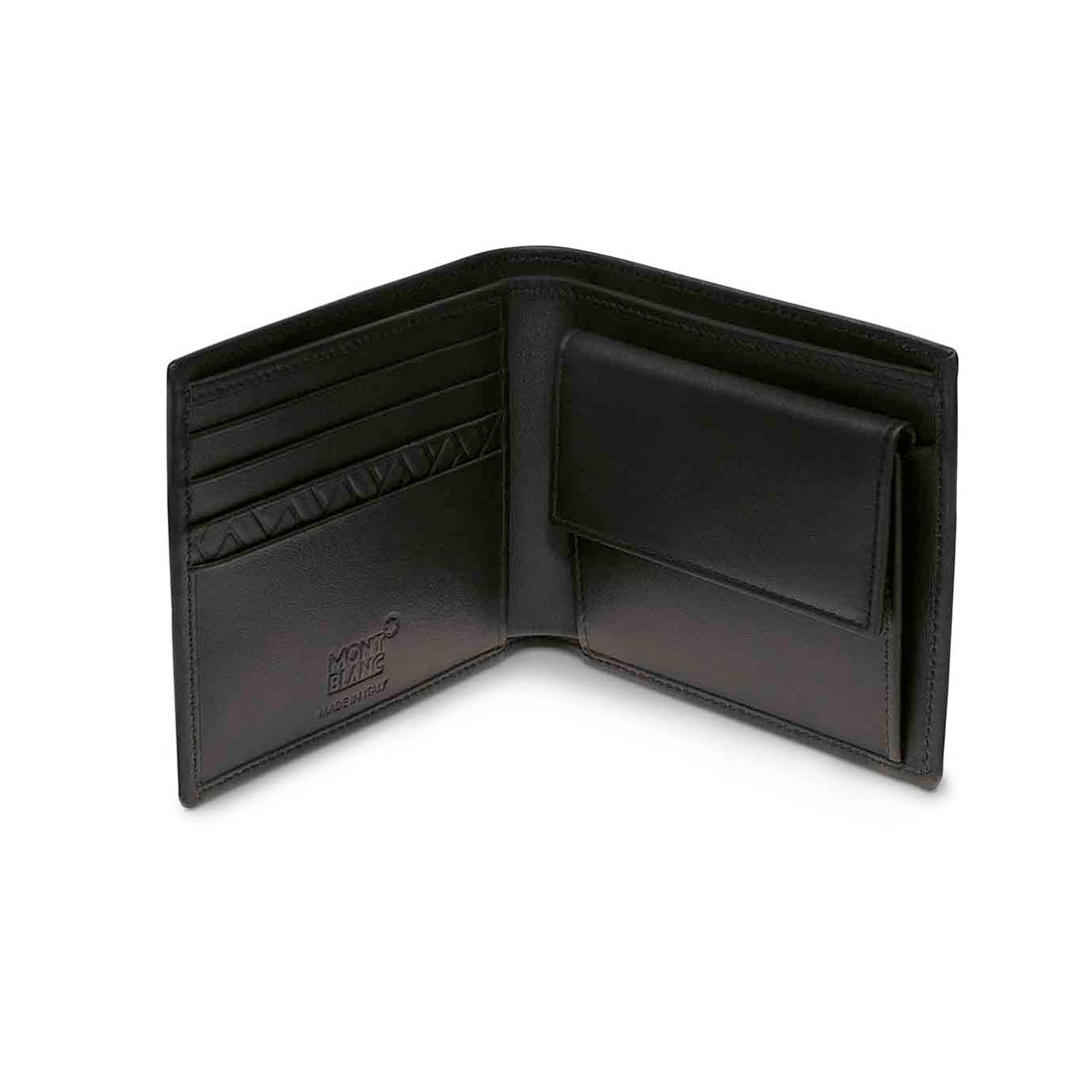 MONTBLANC FOR BMW WALLET WITH COIN COMPARTMENT