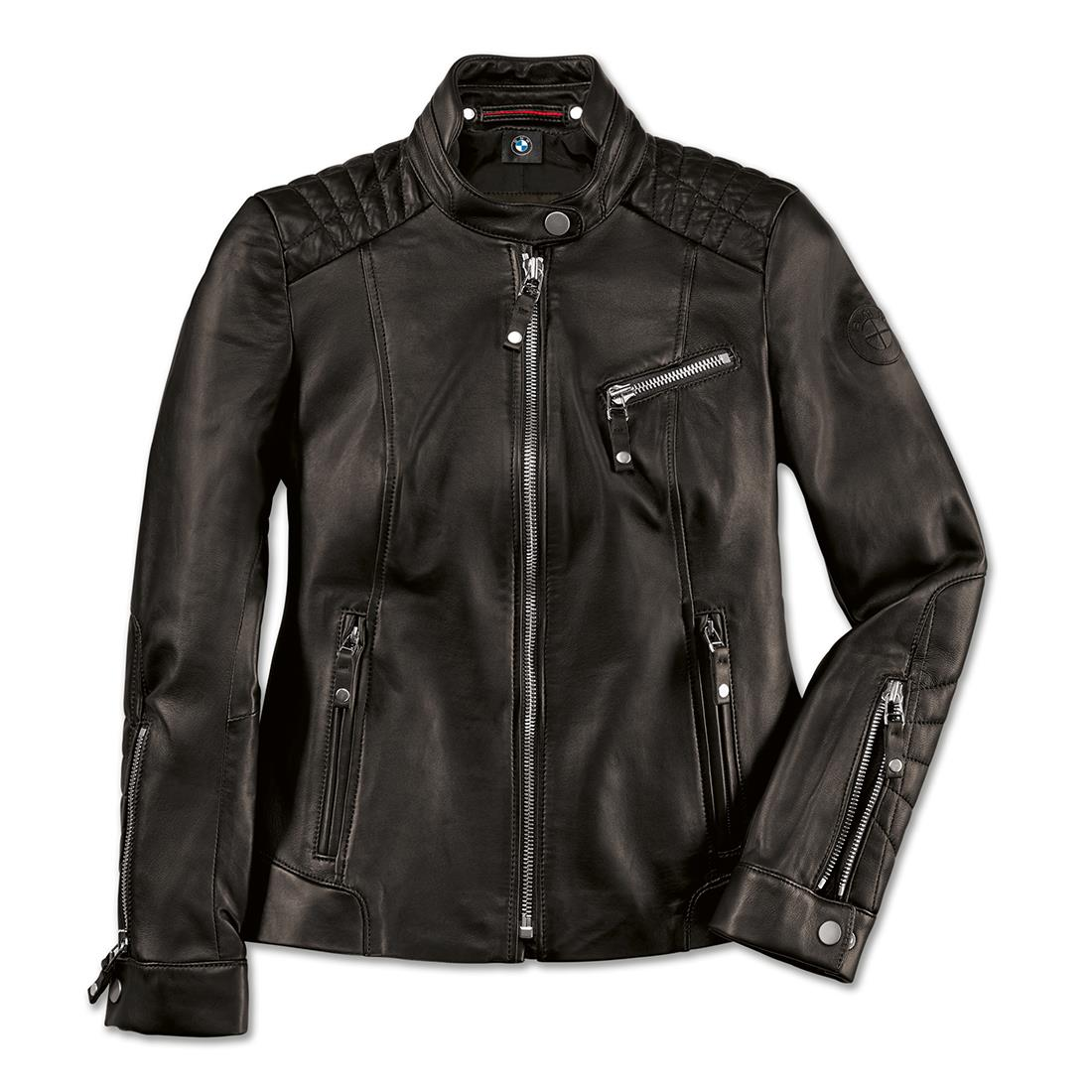 BMW Women's Leather Jacket