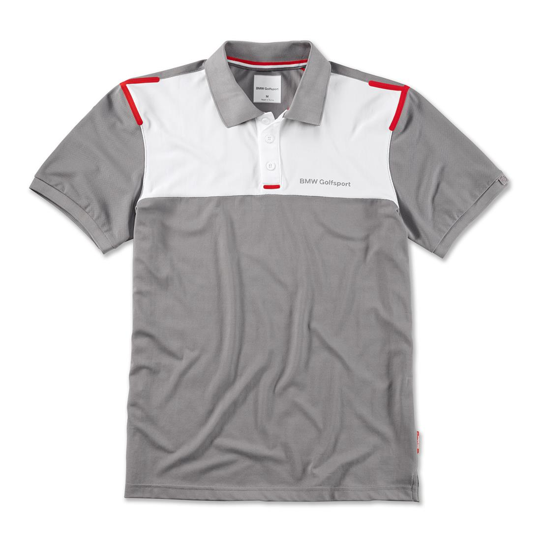 BMW Golfsport Polo Shirt Men
