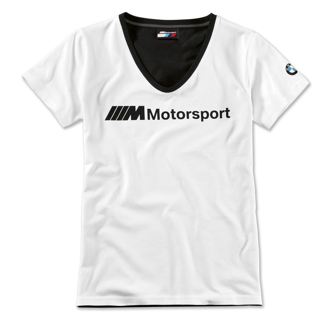 BMW Motorsport T-Shirt Women Logo