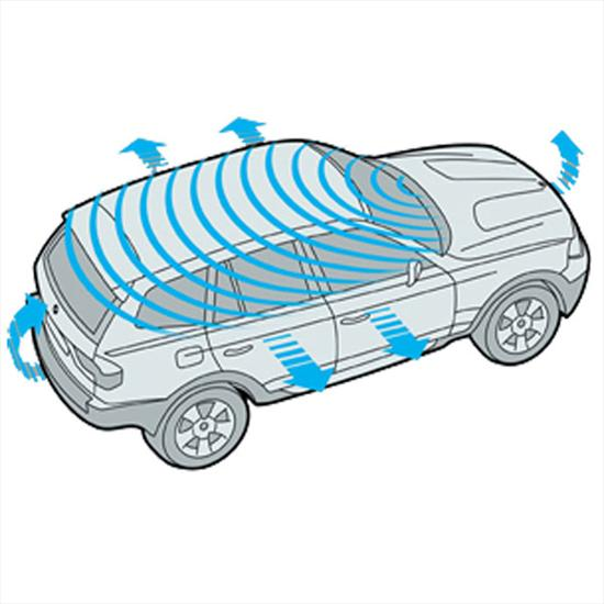 BMW Anti-Theft Alarm System (For vehicles produced up to 02/09)