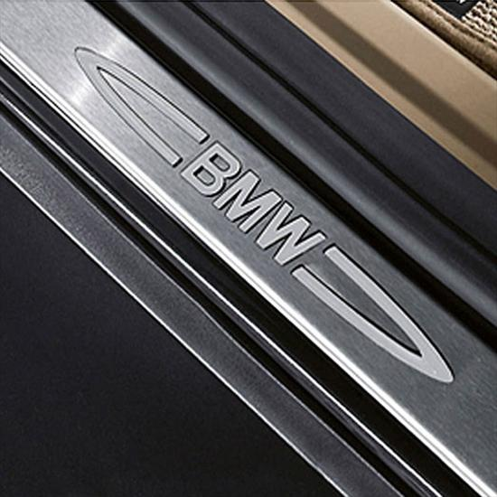 BMW Non-illuminated Door Sill Strip
