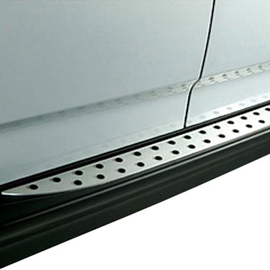 BMW Aluminum Running Boards for X3