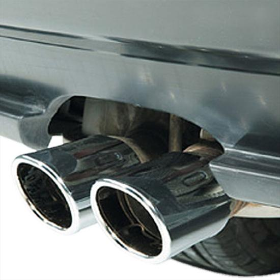 BMW Exhaust Pipe Covers