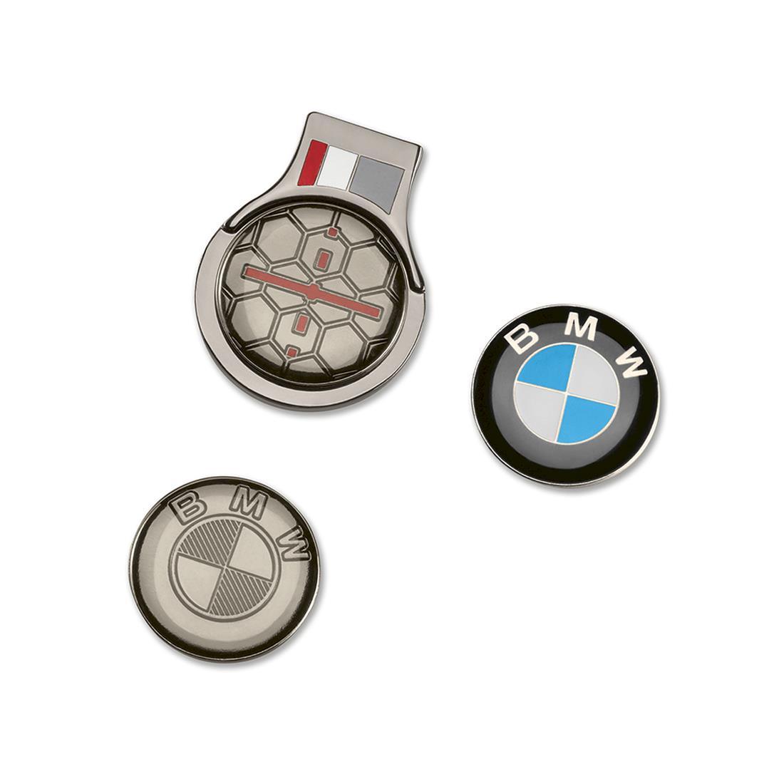 BMW Golfsport Ballmarker Set