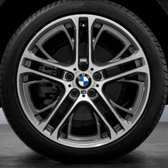 BMW M Double Spoke 310 Individual Rims