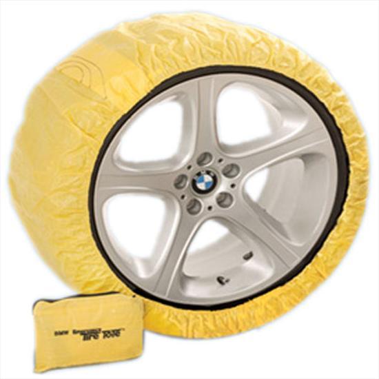 BMW Emergency Tire Tote