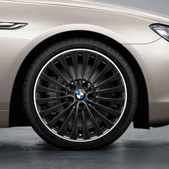 BMW Multispoke 410 Wheel and Tire Set