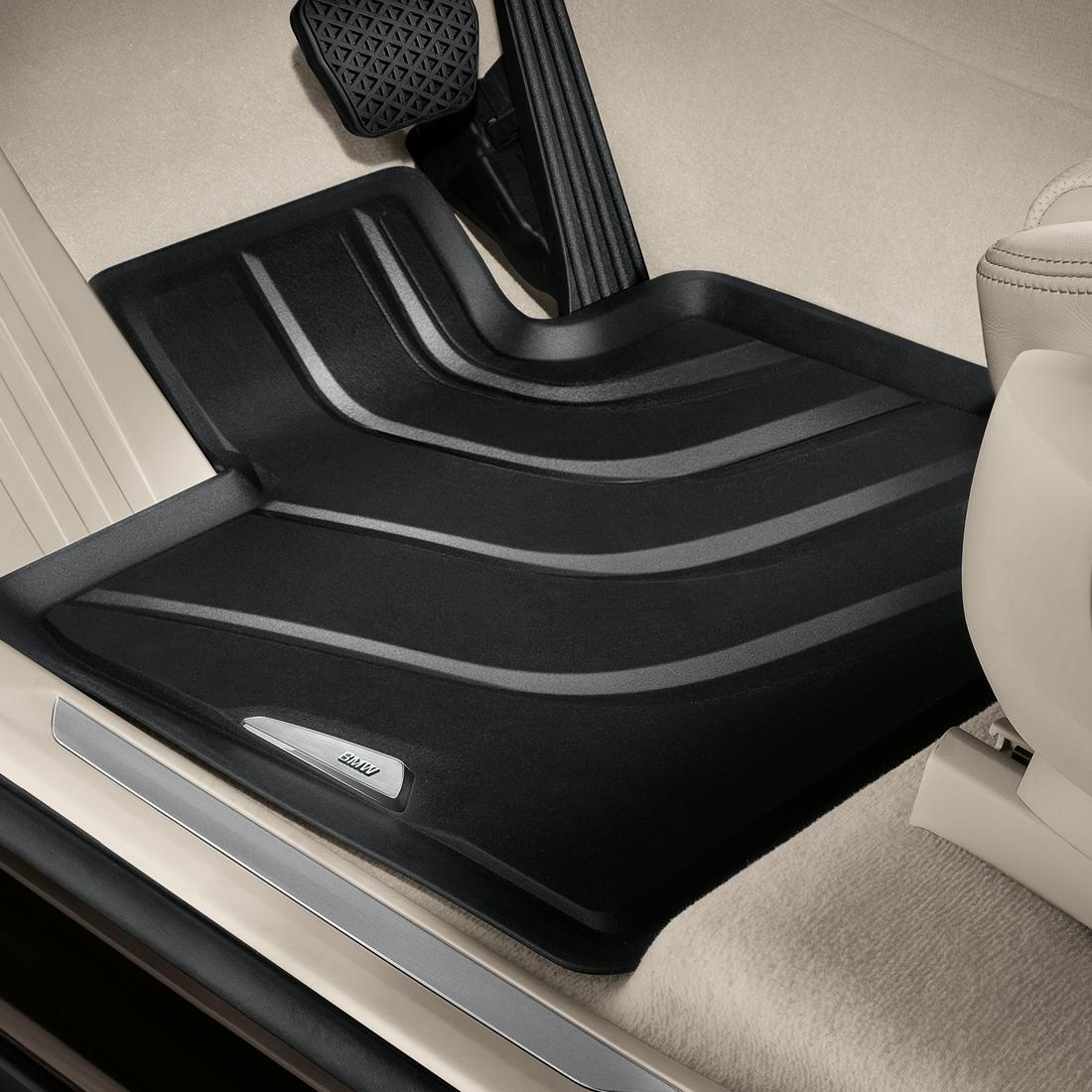 BMW All Weather Rubber Floor Mats