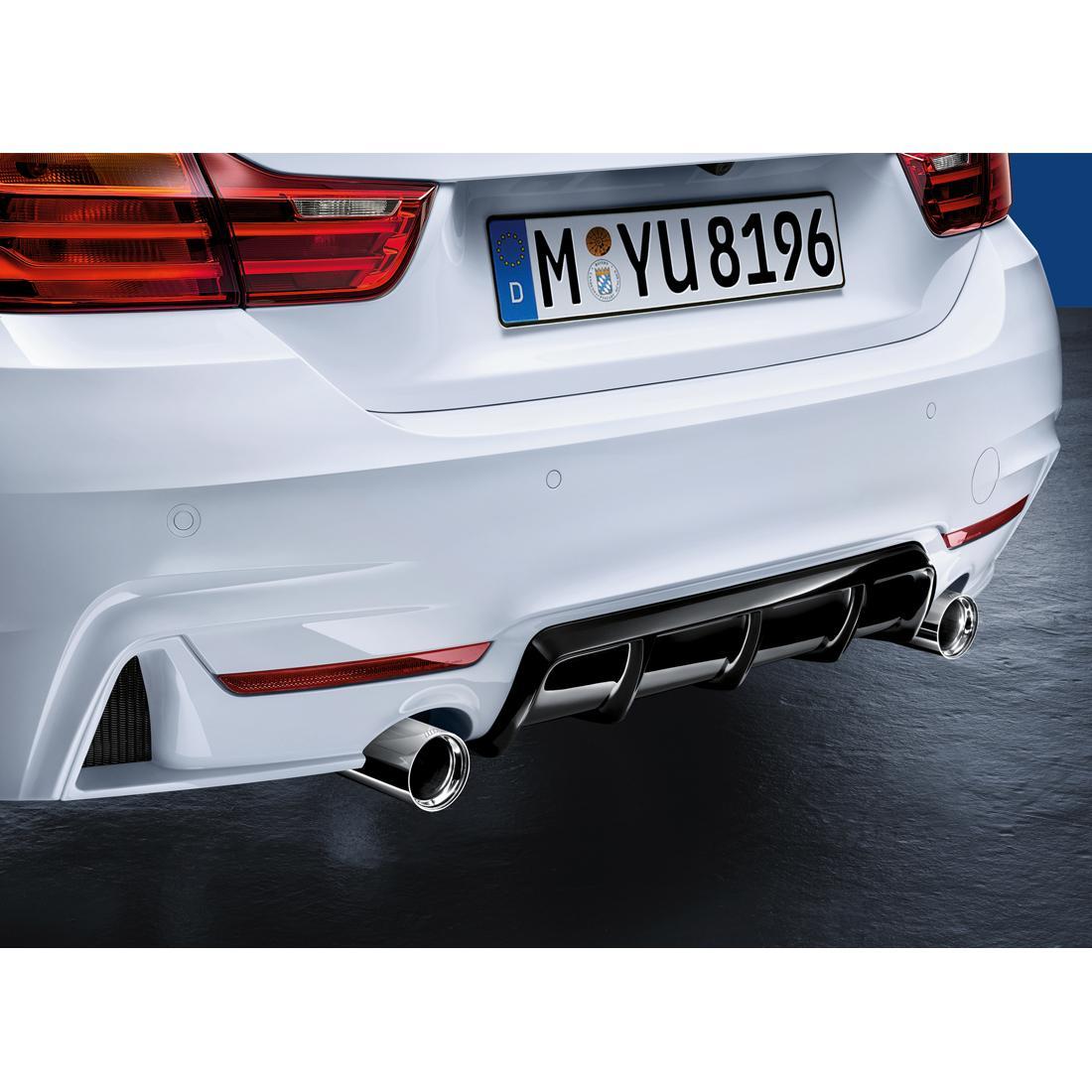 BMW M Performance Rear Diffuser