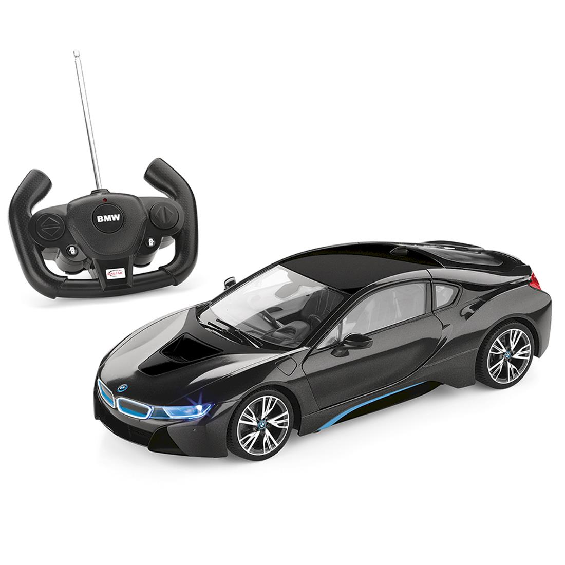 BMW i8 RC Miniature