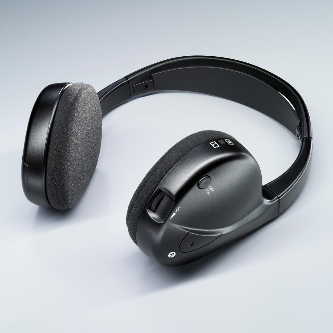 BMW Infrared Stereo Headphones