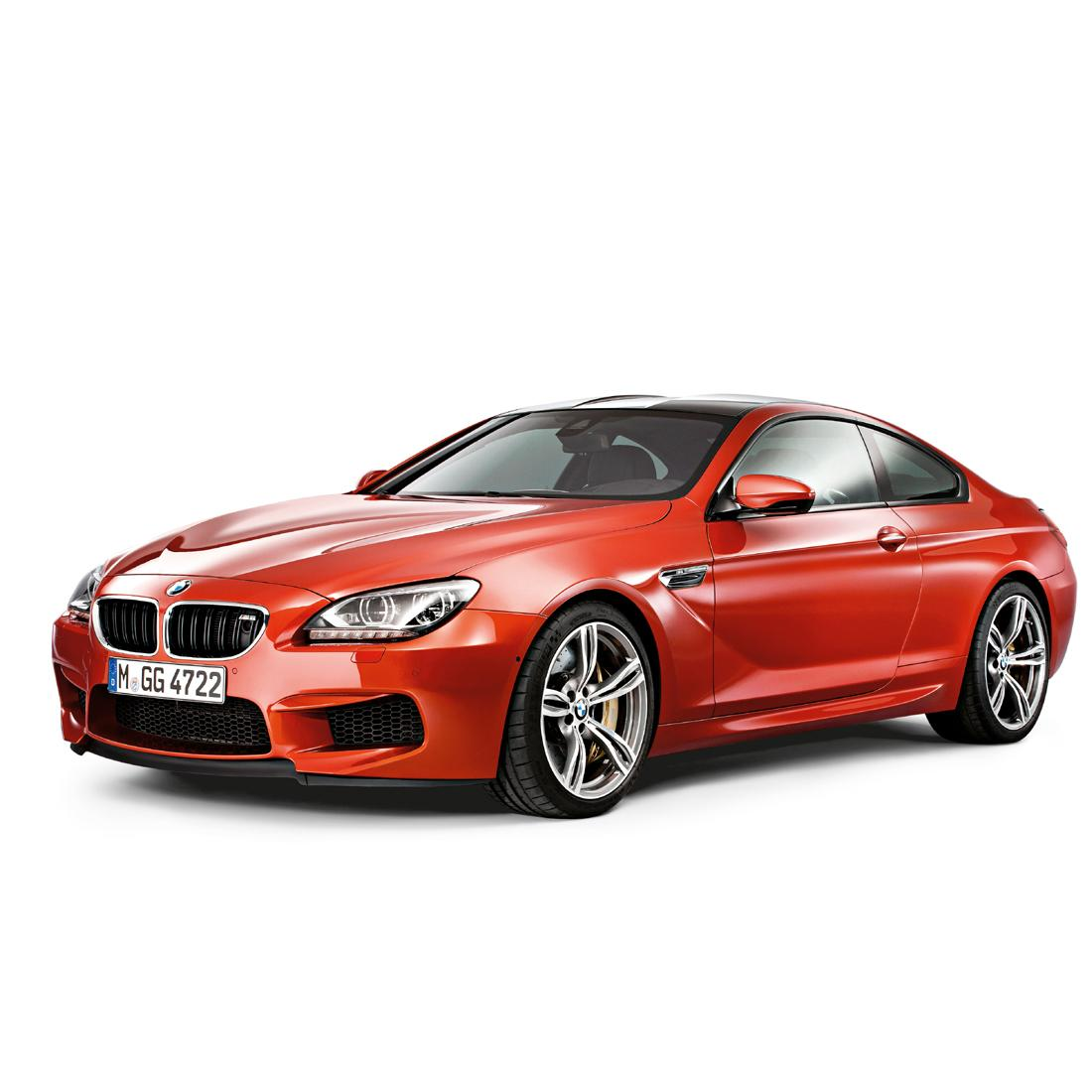 BMW M6 Coupe (F13 M)
