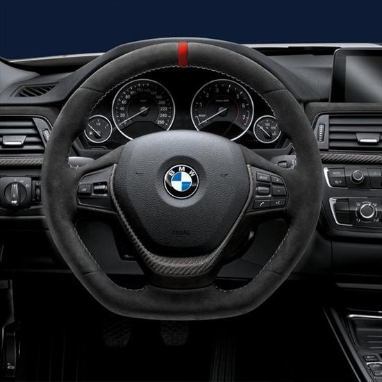 BMW M Performance Steering Wheel for Sport Line Equipped Vehicles