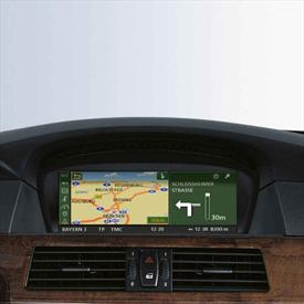 BMW 2016 Navigation System Map Update (CD/DVD)