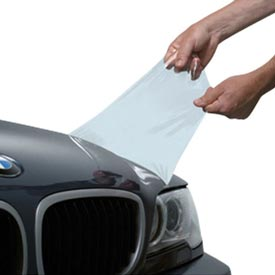 BMW Clear Protective Covering