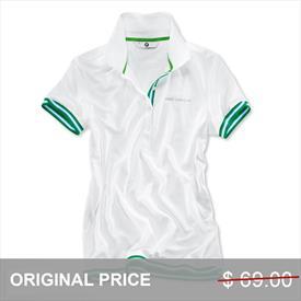 BMW Golfsport Ladies' Polo Shirt
