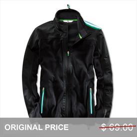 BMW Golfsport Men's Fleece Jacket