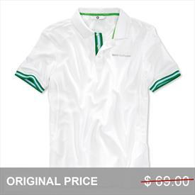 BMW Golfsport Men's Polo Shirt