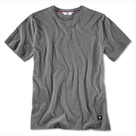 BMW T-Shirt V-Neck Men's Grey
