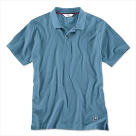 BMW Men Polo Shirt Blue