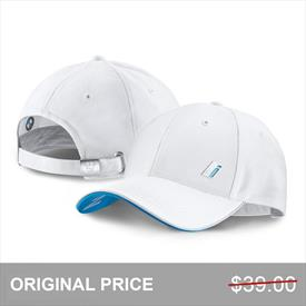 BMW i Unisex i Cap with Vision Print
