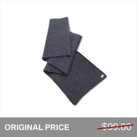 BMW Scarf Unisex Grey